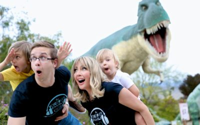 Cabazon Dinosaurs!!!